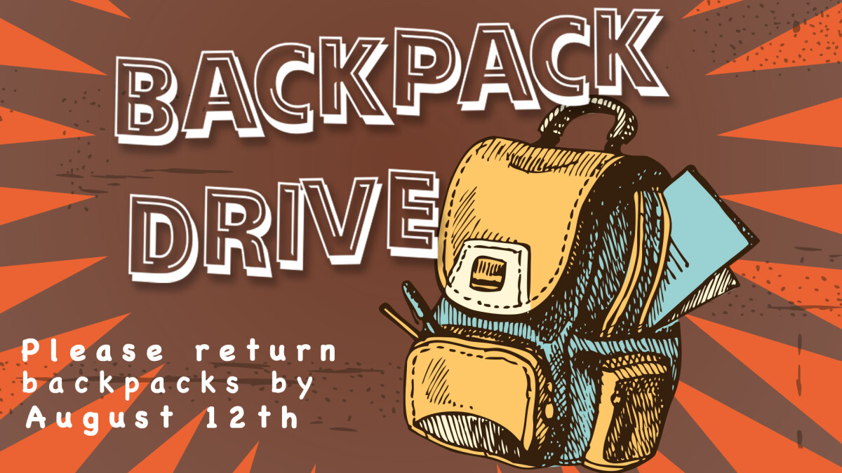 Backpack Outreach