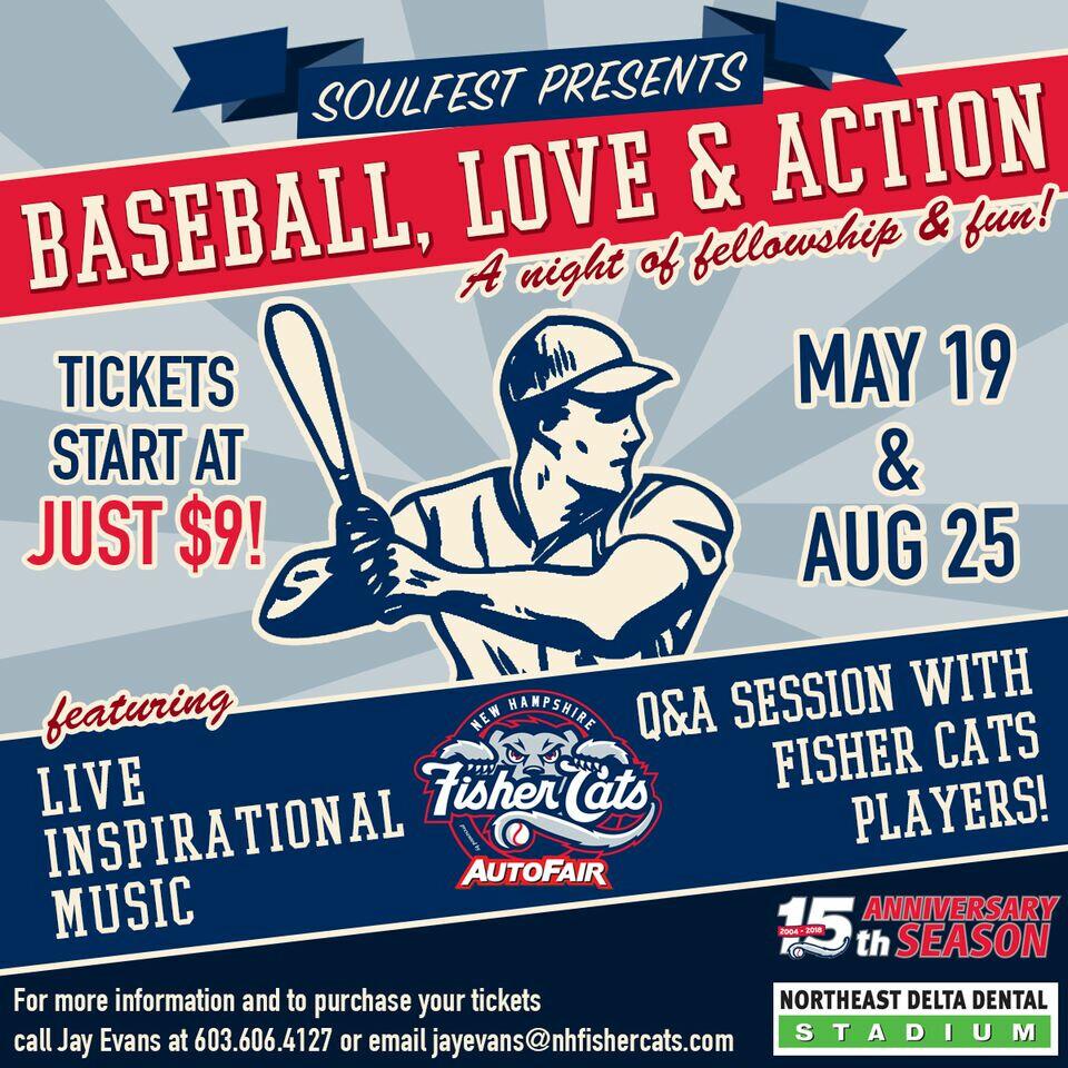 Baseball Love and Action